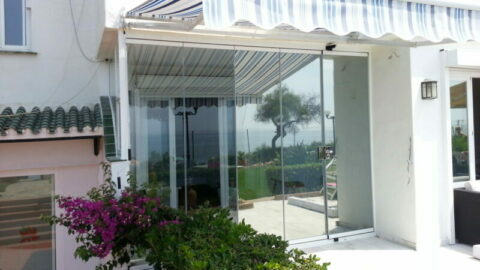 privacy film Marbella